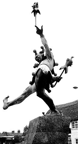 """""""Walking on air."""" tim ellis, http://www.flickr.com/photos/tim_ellis/180964319/"""