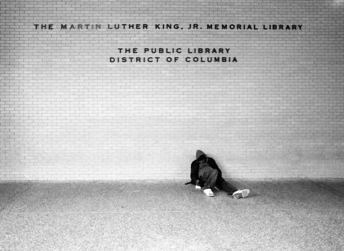"""Martin Luther King Library."" Alex Barth, 2411806398"