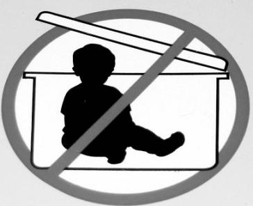 """Baby in a Box."" QwirkSilver, http://www.flickr.com/photos/qwirksilver/5418906/"