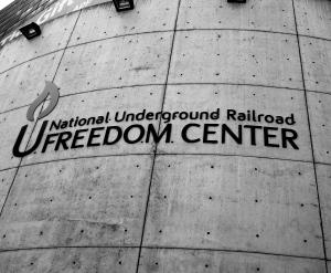 """Underground Railroad Museum, exterior."" PPR_Scribe"