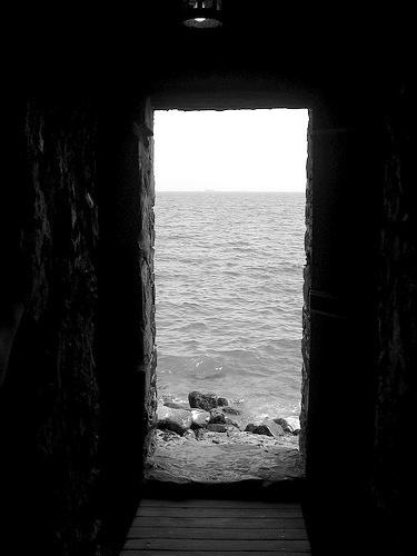 """Portal of Sorrow."" The Wandering Angel, http://www.flickr.com/photos/wandering_angel/310101997/"