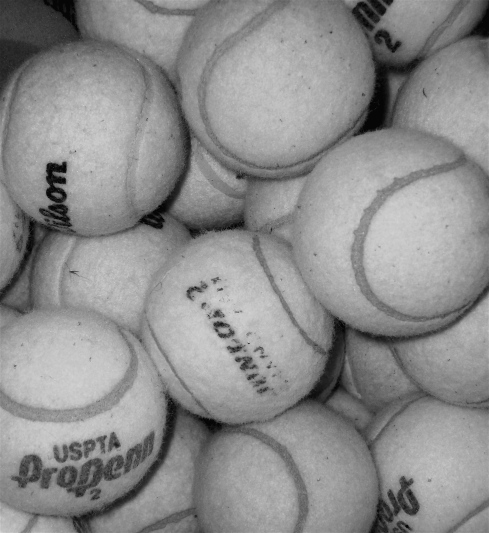 """Bucket of Balls."" PPR_Scribe"