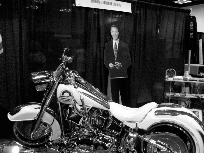 """""""Obama Harley."""" PPR_Scribe"""