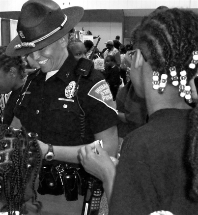 """Police-Community Relations 101."" PPR_Scribe"