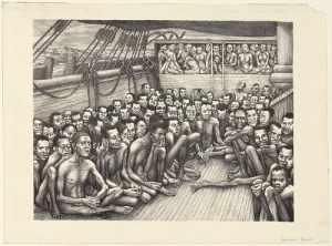"""Slave ship."" Bobster855, http://www.flickr.com/photos/32912172@N00/3173158266/"