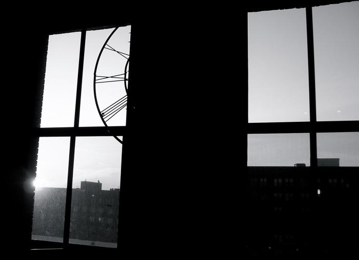 """""""Downtown, Dawn Breaks."""" PPR_Scribe"""